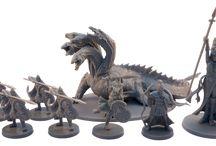 Mythic Battles : Pantheon / Les figurines de Mythic Battles Pantheon. Mythic Battles Pantheon's miniatures.