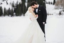 w i n t e r  w e d d i n g s / a collection of swoon-worthy winter wedding images and inspirations.