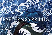 Patterns + Prints / Primed for patterns and prints.  / by Elie Tahari