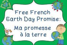 Teaching: Earth Day