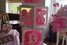 Ideas de baby shower