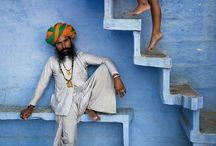 Steve McCurry / Il fotoreporter amante del viaggio.