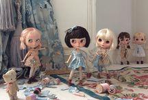 Blythe dolls / Blythe dolls ❤️