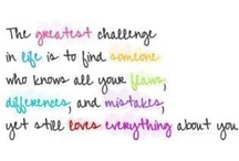 Love & Inspiration