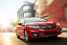 Honda Civic Coupé 2014