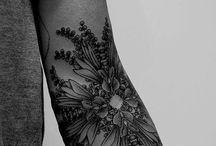 tatuaje naturaleza