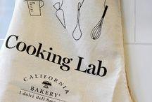 Cooking Lab at work!