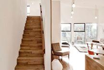 timber stairs internal