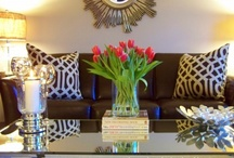Home - Living Spaces / I lack the skill to decorate.  I admire those who can. / by colleen