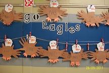 Birds Theme / Preschool, kindergarten, early elementary theme / unit curriculum, crafts, songs, finger plays, printables, games, math, science, ideas.