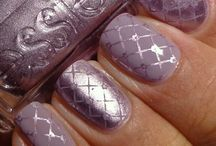 nail silver