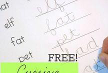 Handwriting-Cursive