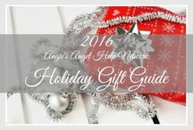 2016 Holiday Gift Guide / Looking for holiday gift ideas? Have no fear I have you covered. Our 2016 Holiday Gift Guide offers an array of wonderful gift ideas for the whole family, even the furry kids. During the holiday season our gift guide will feature gift ideas, giveaways and discount codes from our sponsors. Be sure an bookmark this page to keep up to date on new promo codes, products and giveaways for the holiday season. #HolidayGuide2016 #2016HolidayGuide #GiftGuide #2016HolidayGiftGuide #2016HGG #HGG