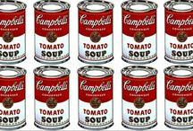 Pop Art ( Warhol )