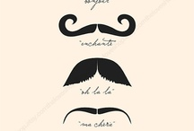 I mustache that mustache :} / by Angie Aviles