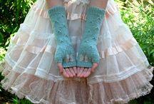 Knitting & Crochet. / by Cheryl Watson