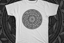 T-shirts on Threadless
