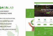 Go Solar - Eco & Nature / Environment WordPress Theme / Website: https://themeforest.net/item/go-solar-clean-energy-wordpress-theme/19509516?ref=zozothemes