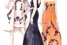 Fashion fine art