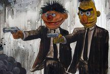 art - political