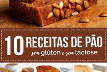 10 receitas de pão