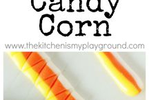 Candy recepies