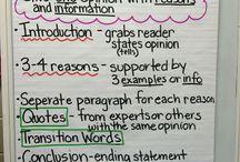 School - opinion writing