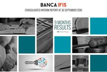 First 9 months of 2016 - Banca IFIS Consolidated Interim Results