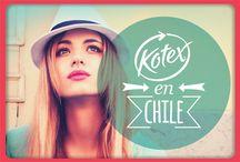 Kotex en Chile /