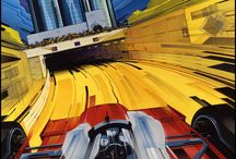 Auto Poster Race