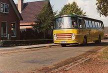 Historische bussen