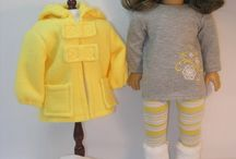 Doll Clothes / by Phyllis Bartosiewicz