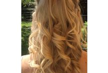 Hairdressing /  hairdressing for the wedding to my cousine