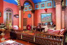 Moroccan Style/ marokkói stílus