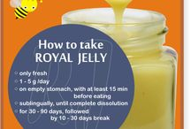 Royal jelly health benefitis