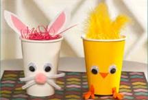 Kids Crafts: Easter