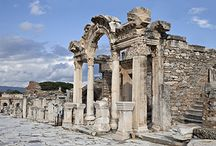 Ephesus-Pamukkale Tours / We offer Turkey tours from Istanbul to Ephesus and Pamukkale.Trip to Ancient City, The House of Virgin Mary, The Church of Saint John and the ruins of the Temple of Artemis.