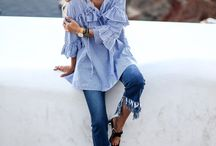 Fashion: Fringing / All kinds of fringing to make life a bit more fun