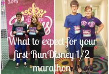 My Disney Marathon