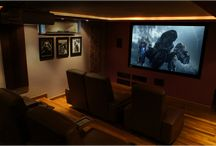 Home Cinema in Thailand / Photos of Home Cinema installations in Thailand by H3 Digital