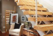 Seco abajo escaleras