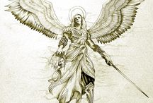 Ангелы, крылья
