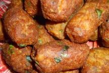 fasírt krumplival