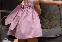 платья для дочи