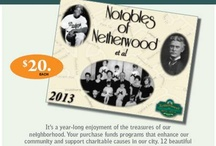 2013 NHN Calendar Months / Learn more about the history behind the photos in the 2013 Netherwood Heights Neighbors calendar.