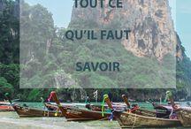 TRAVEL / thailand