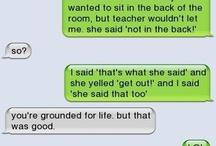 hilarious!(: / by Kaitlyn Marshall