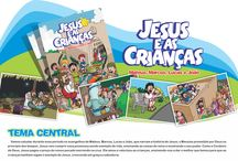 Capacitação Agosto  2015 / Ensinar a Bíblia com recursos diversos - Mateus, Marcos, Lucas e João