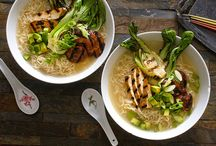 Crock pot, soups, and stews / by Roberta Givens