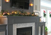 Light My Fire / Fireplace ideas